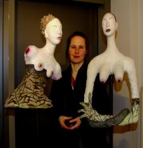 Die Dessauer Künstlerin Katrin Zickler